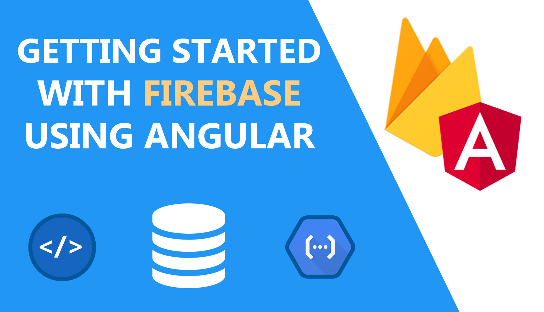 Getting Started with Firebase using AngularJS