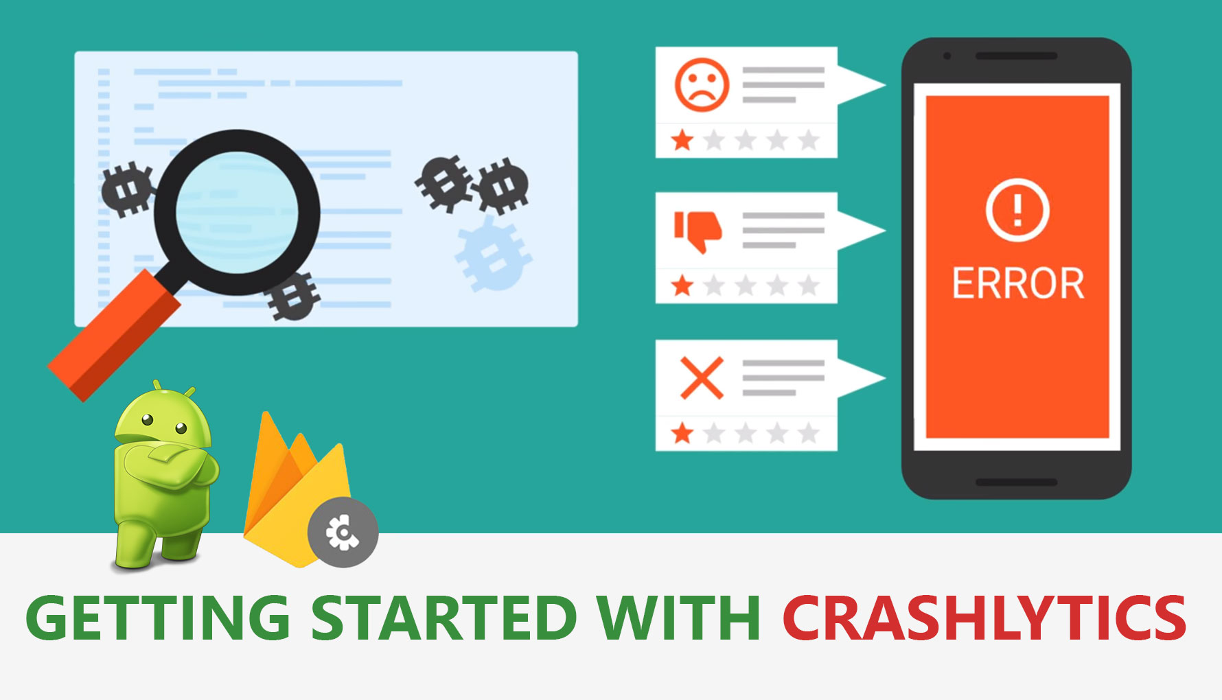 Getting Started with Firebase Crashlytics on Android