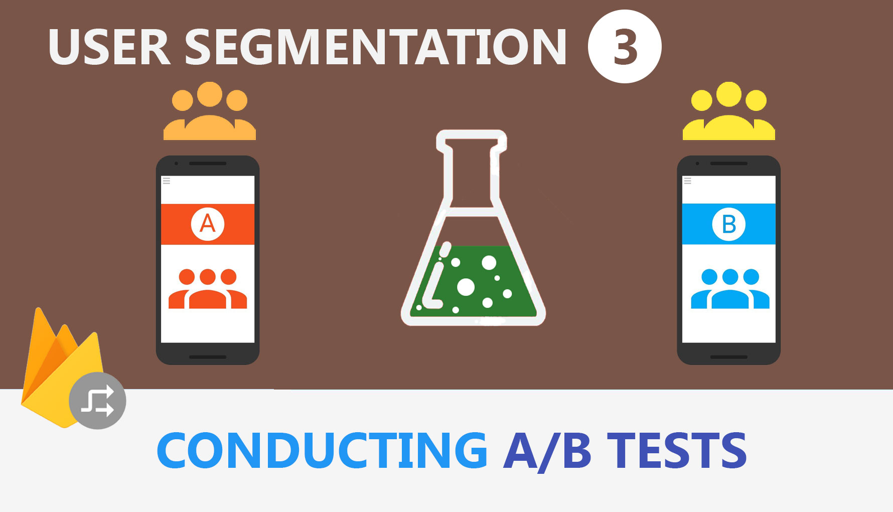 User Segmentation 3: Conducting A/B Tests with Firebase