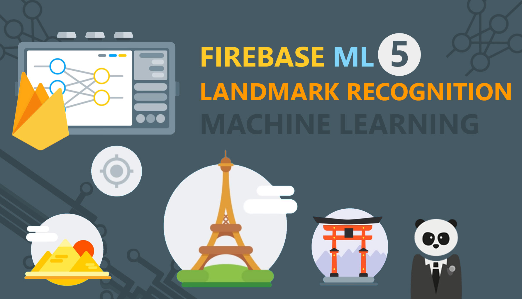Firebase ML Kit 5: Landmark Recognition