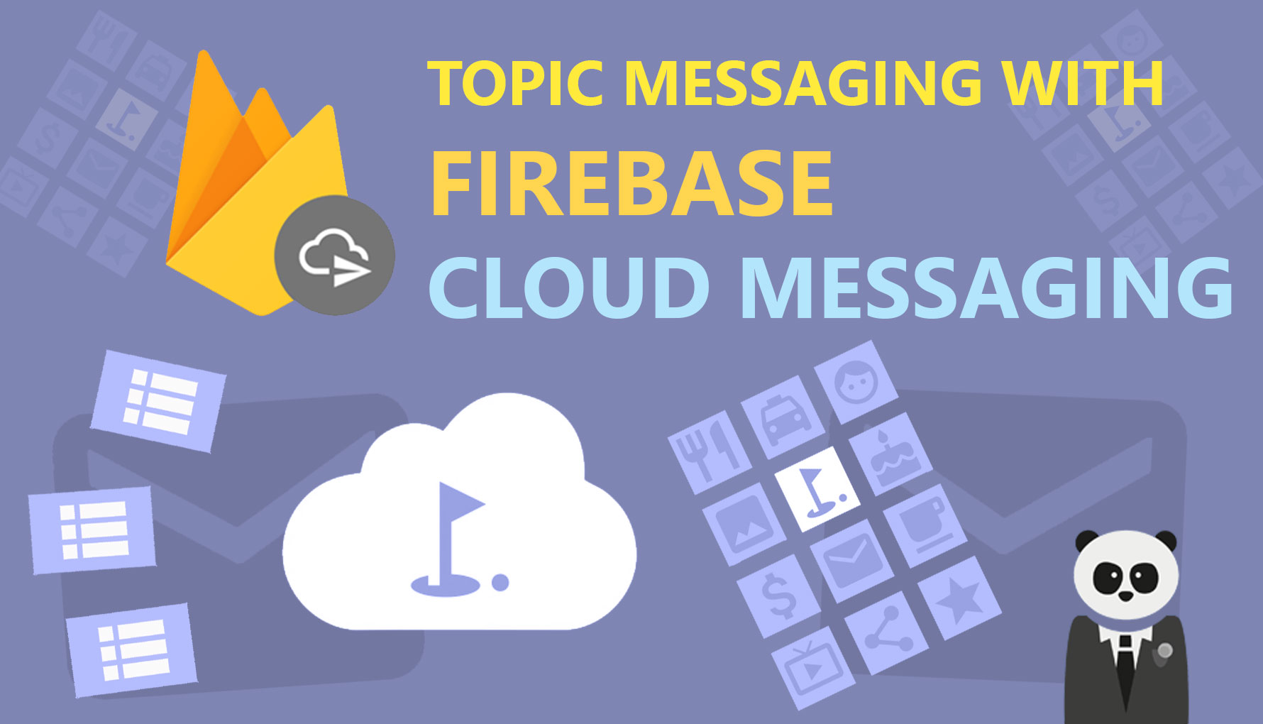 Topic Messaging with Firebase Cloud Messaging on Android