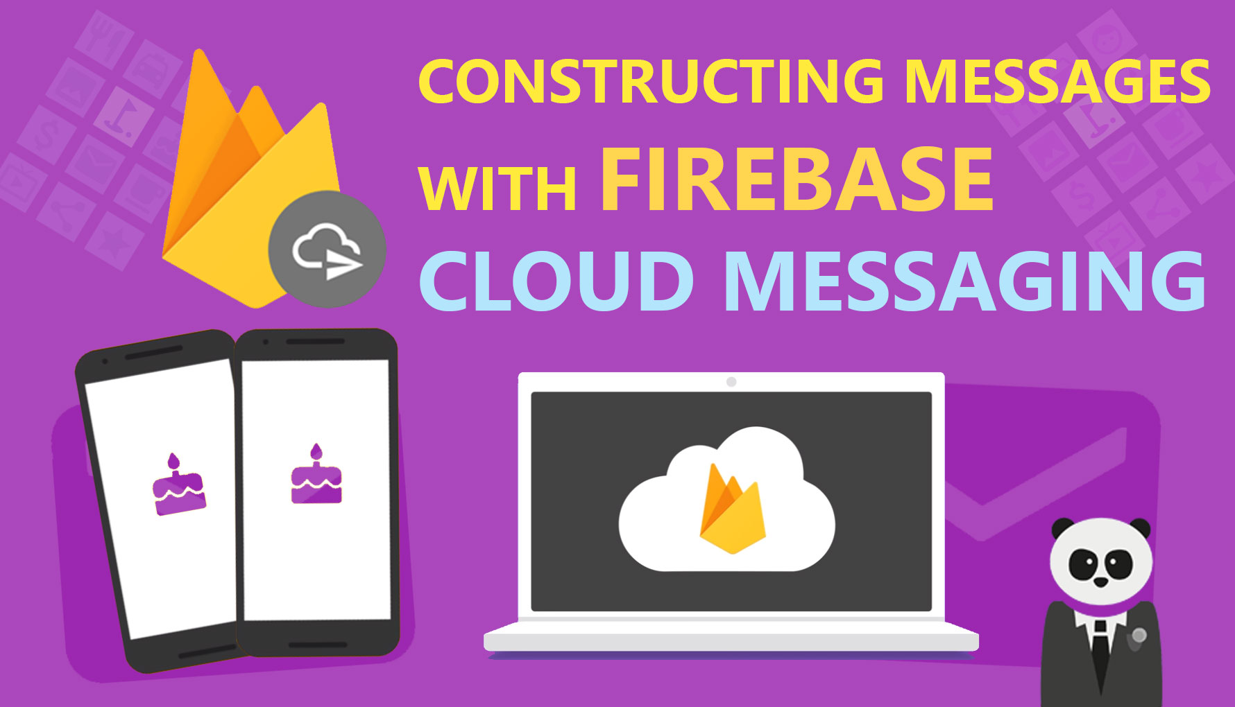 Constructing POST HTTP Firebase Cloud Messages for dummies and YOU