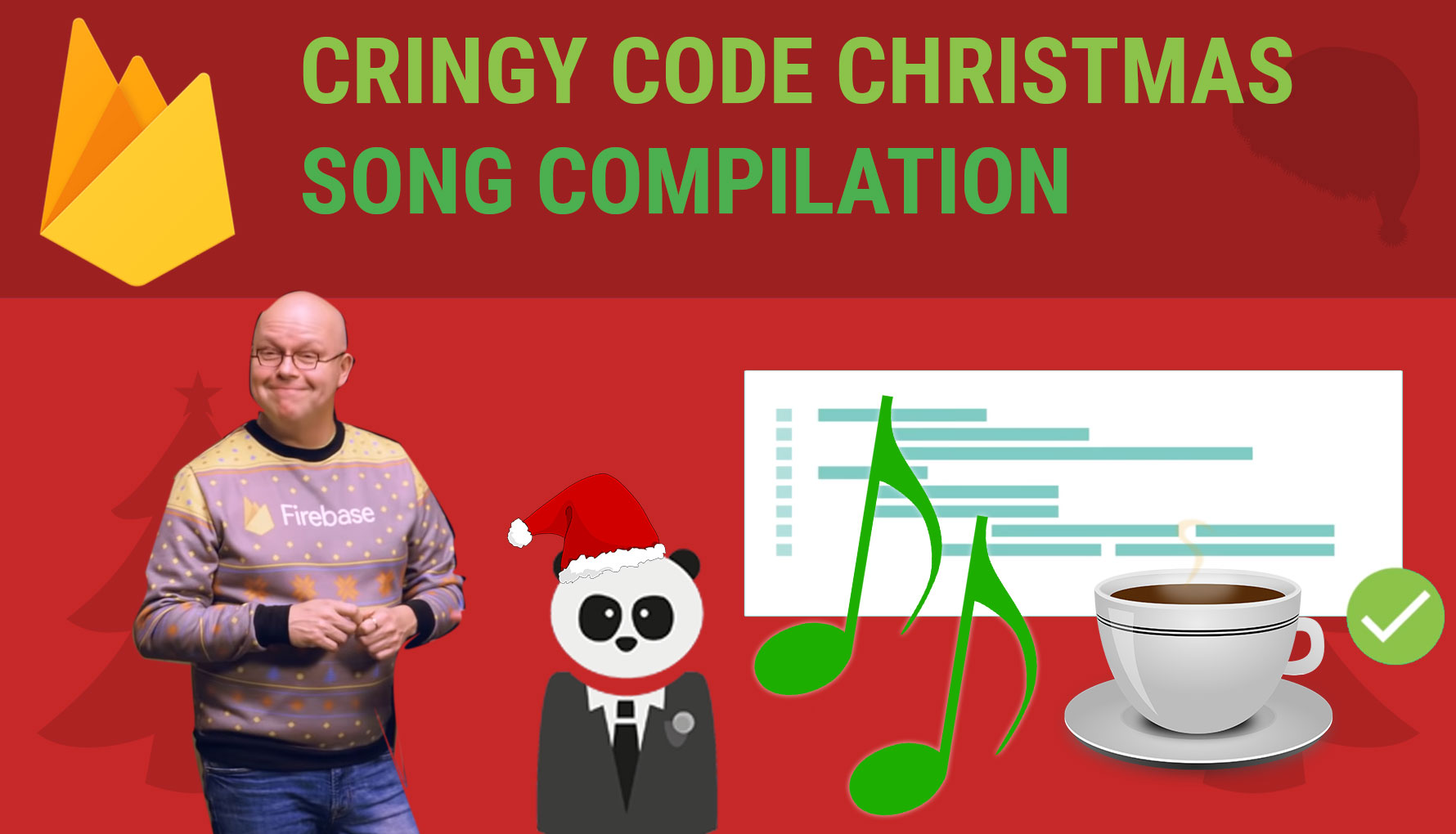 Cringy Code Christmas Song Compilation
