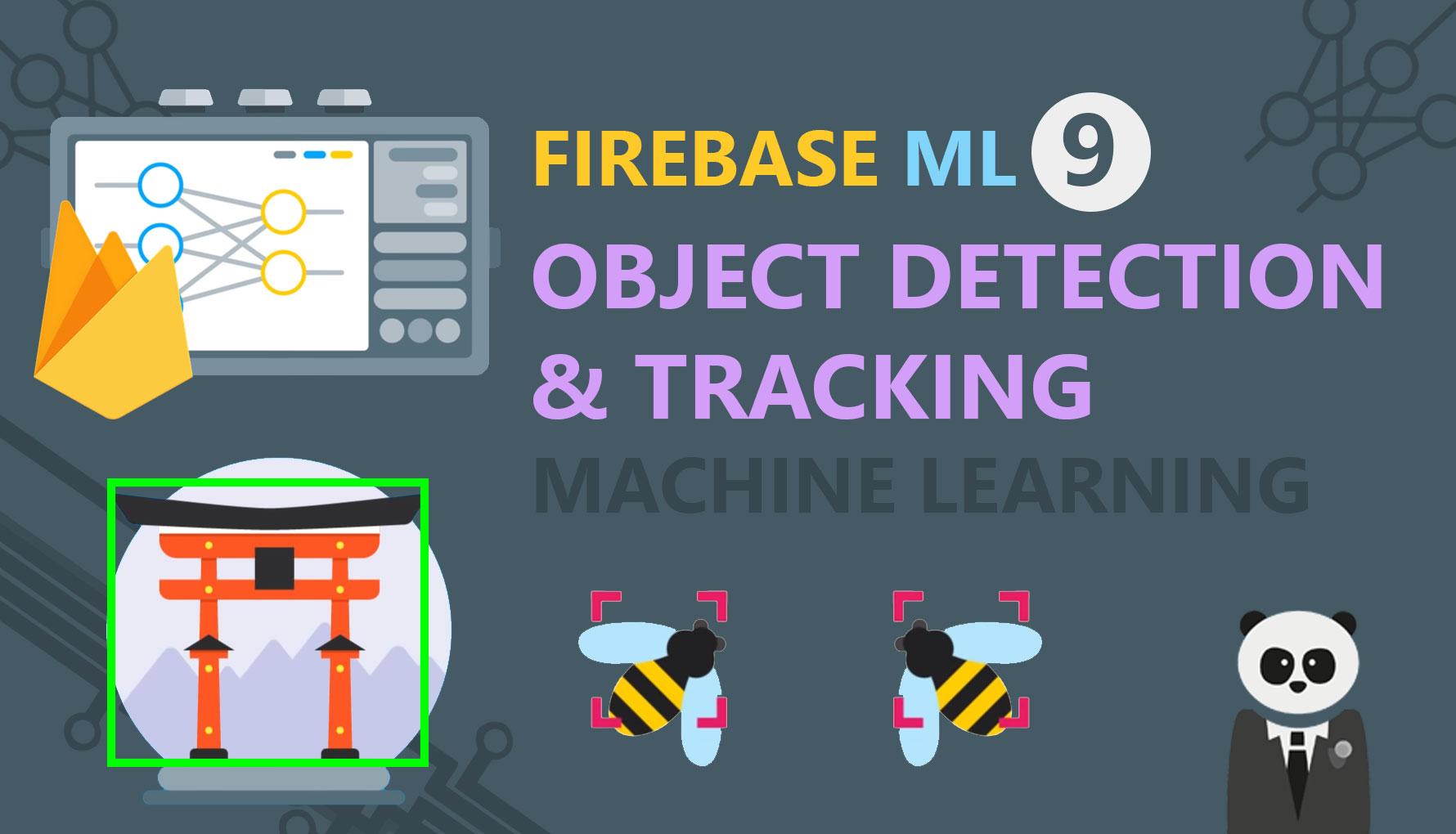 Firebase ML Kit 9: Object Detection & Tracking