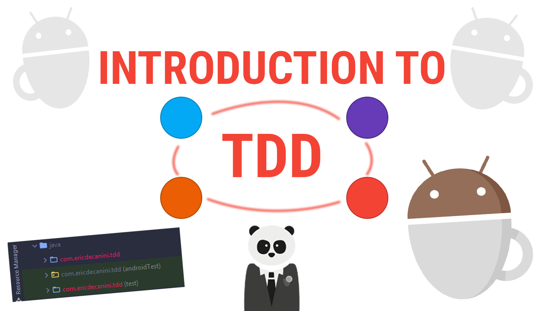 An Introduction to Test-Driven-Development (TDD) for Android
