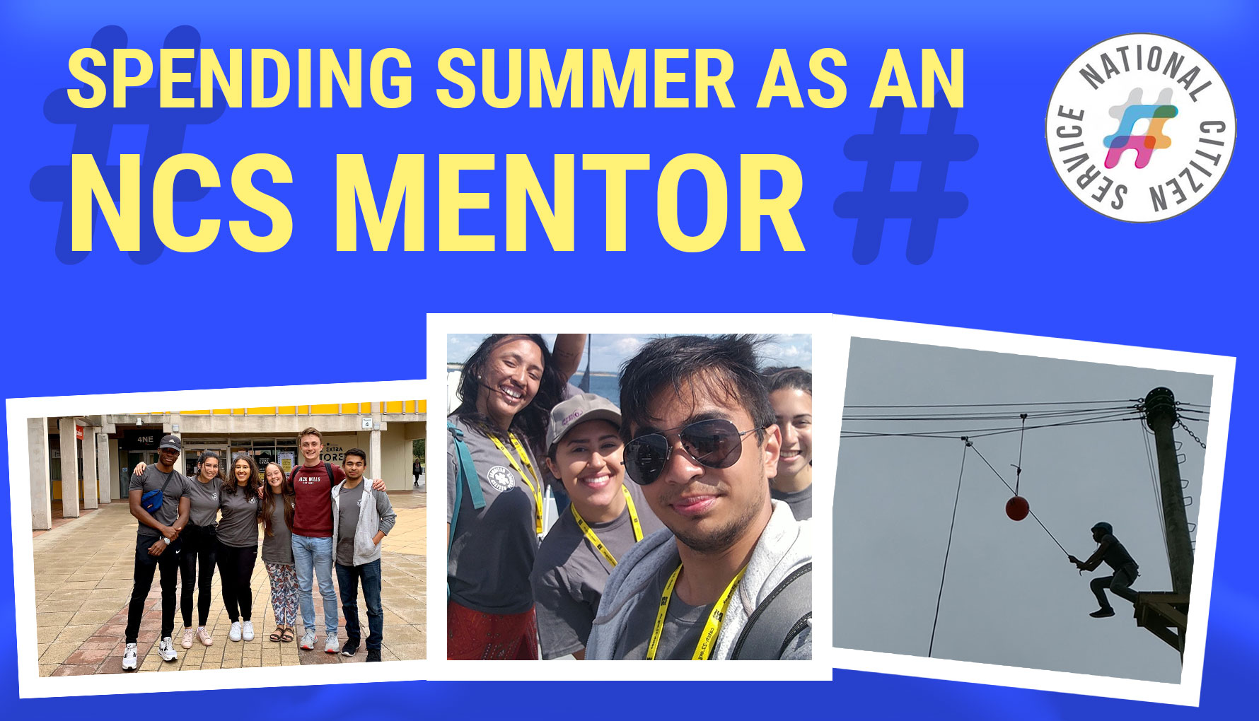 Spending Summer as an NCS Mentor