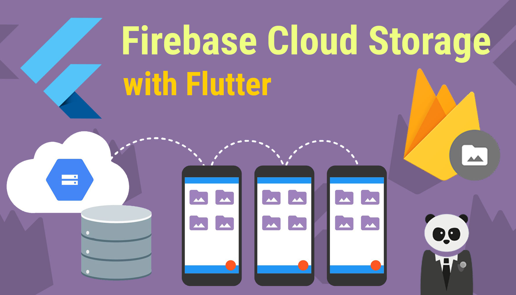 Using Firebase Cloud Storage with Flutter