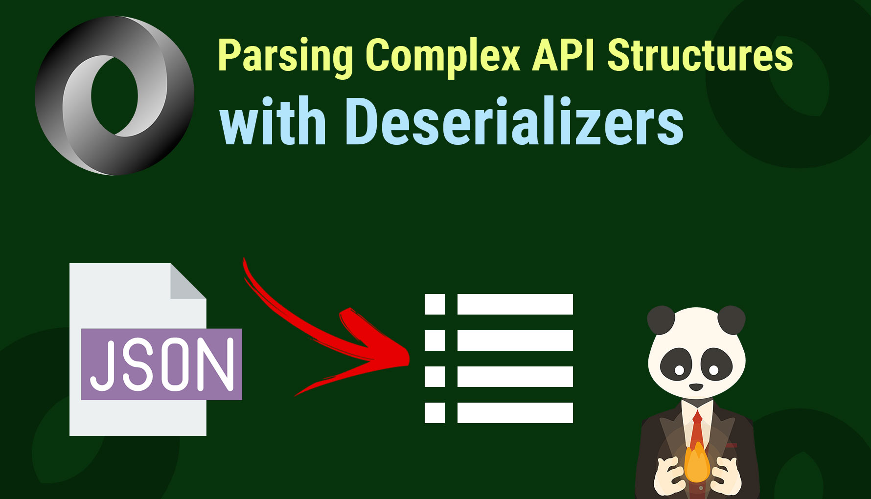 Parsing Complex Api Structures with Deserializers on Android